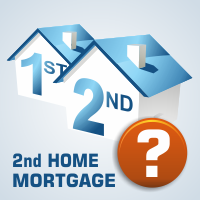 2nd home mortgage