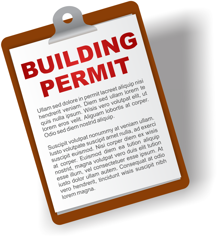 Building Permit License